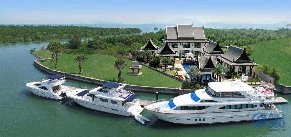Grand Yachting Estate, RPM