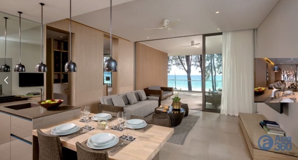 Beach Front Condo, Hotel Managed