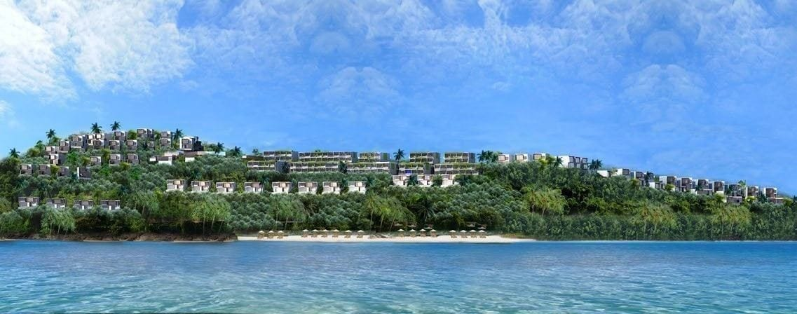 The Residences at Sheraton Phuket Grand Bay – 1 Bedroom Suite