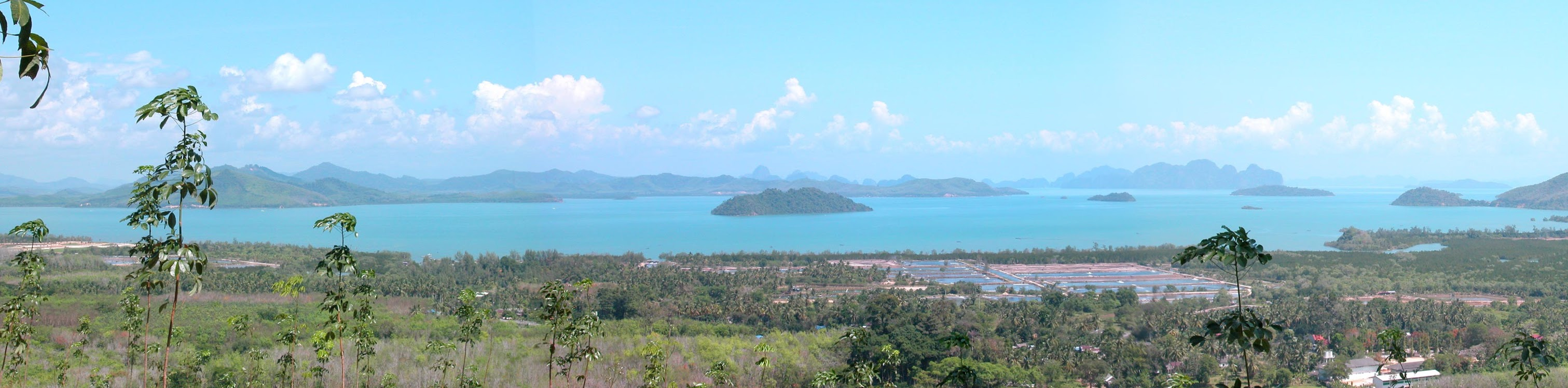 SEA VIEW LAND FOR ONE OR MORE VILLAS, PHUKET
