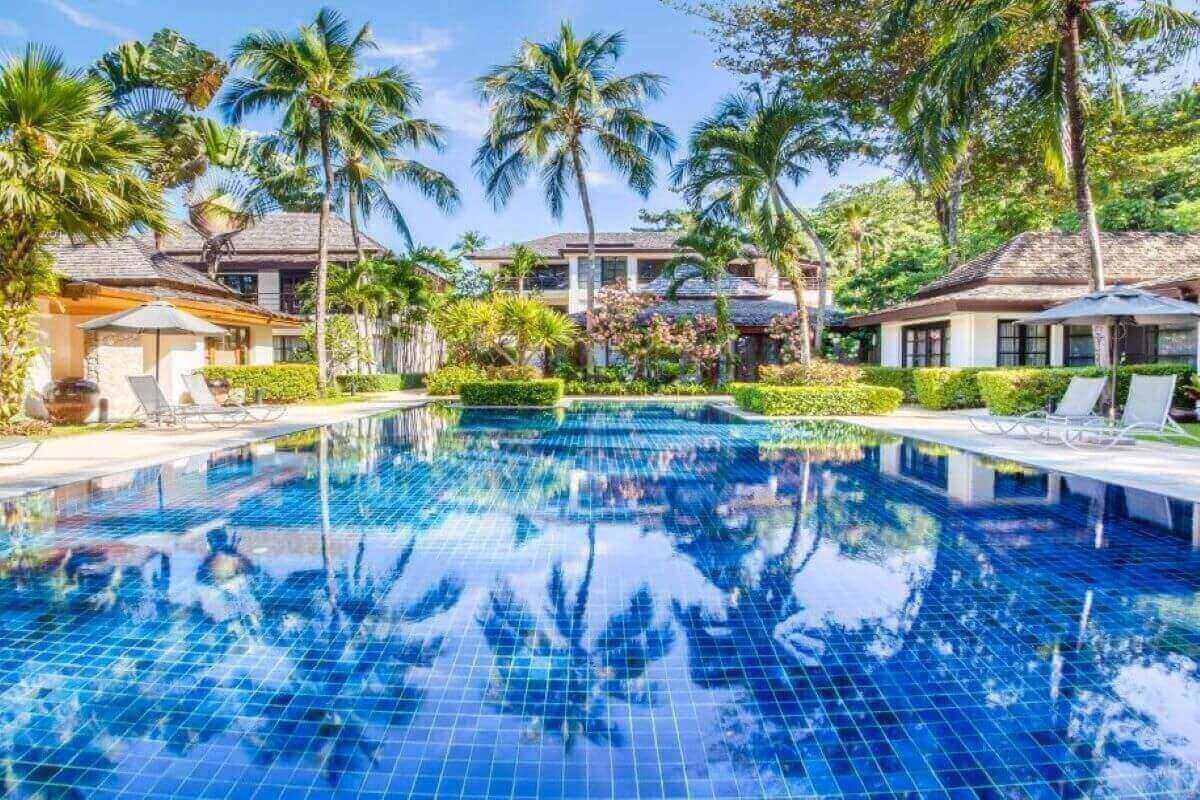 BCN waterfront 4 Bed Town House with and sea view Phuket Thailand (12)