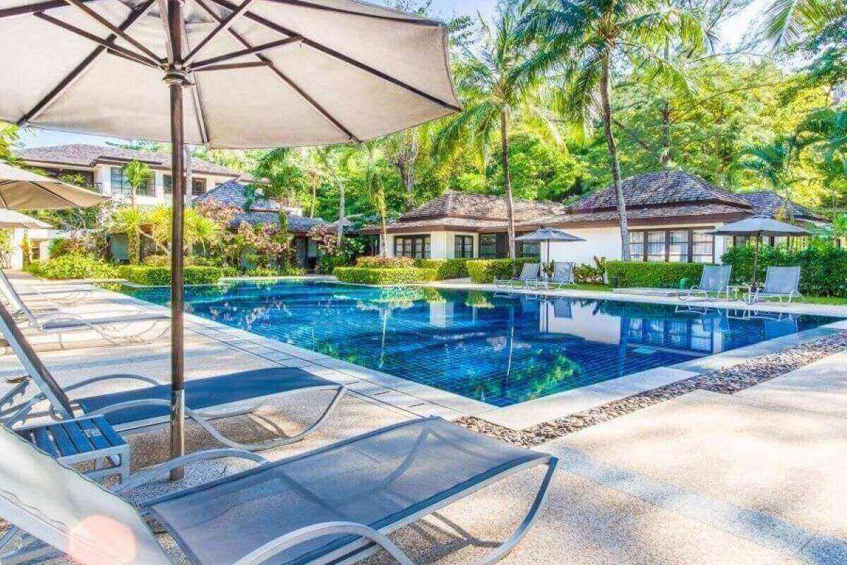 BCN waterfront 4 Bed Town House with and sea view Phuket Thailand (18)